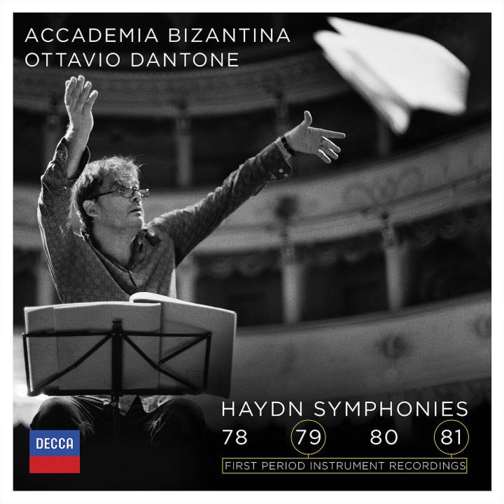 Haydn: Symphonies Nos. 78, 79, 80 & 81