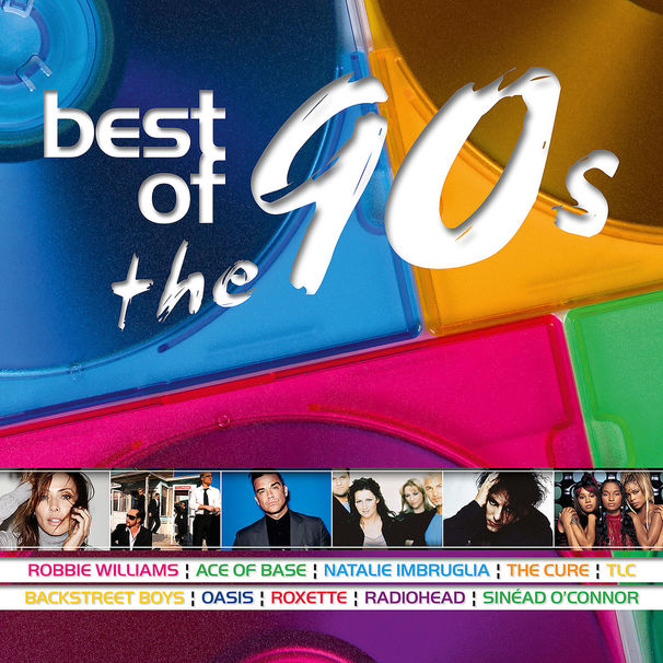 Best Of..., Best Of The 90s - versetzt euch einen Flashback in die Neunziger