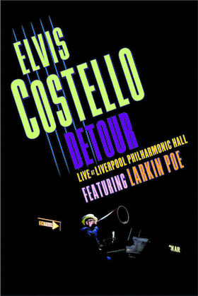 Elvis Costello, Detour Live At Liverpool Philharmonic Hall, 05034504121379