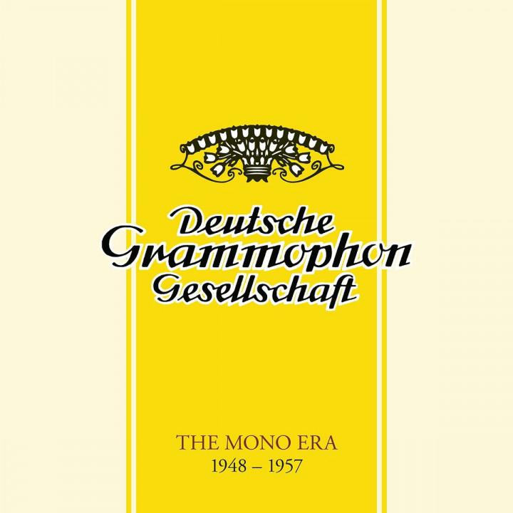 Deutsche Grammophon: The Mono Years