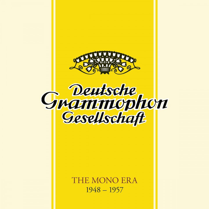Deutsche Grammophon: The Mono Years