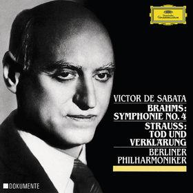 Die Berliner Philharmoniker, Brahms: Symphony No.4 In E Minor, Op.98 /  Strauss, R.: Tod und Verklärung, Op.24, 00028942371521