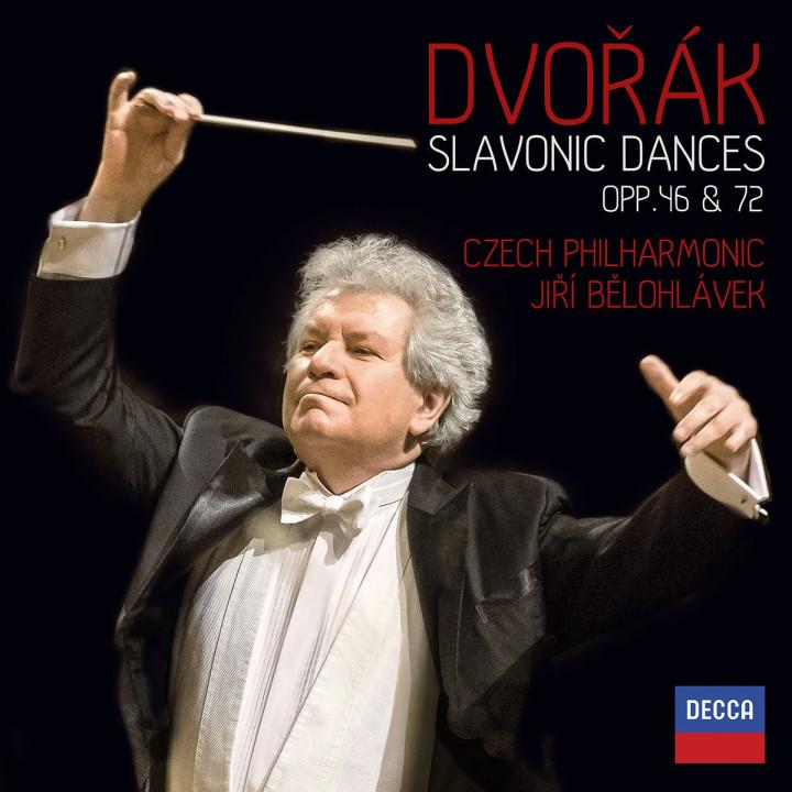 Dvo¿ák:Slavonic Dances,Opp.46&72