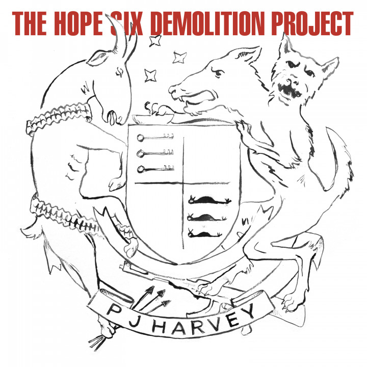 PJ Harvey The Hope Six Demolition Project Album-Cover