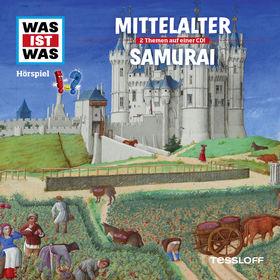 Was ist Was, 18: Mittelalter / Samurai, 09783788627201