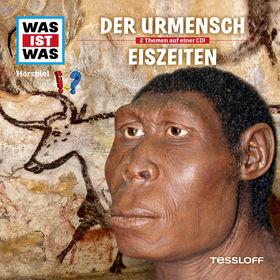Was ist Was, 25: Der Urmensch / Eiszeiten, 09783788627263