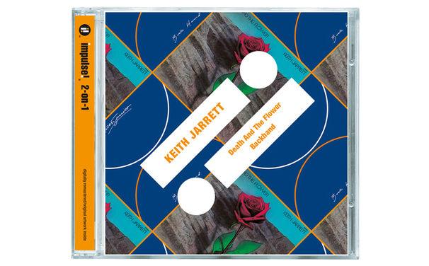 Impulse 2-on-1, Zwei Alben auf einer CD - Keith Jarrett frei und bisweilen ausgeflippt