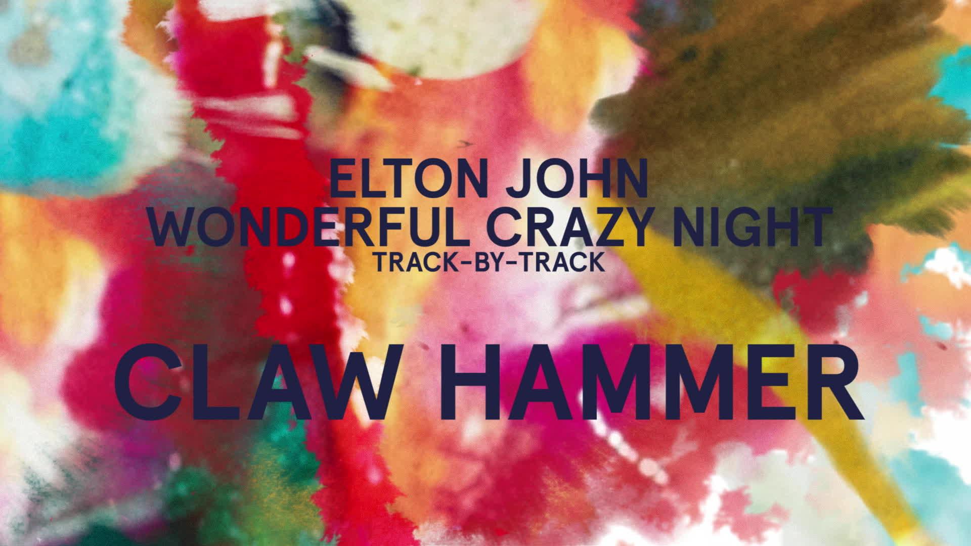 Elton John, Claw Hammer (Songbesprechung)