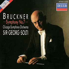 Sir Georg Solti, Bruckner: Symphony No. 7, 00028947896012