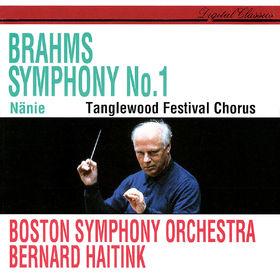 Bernard Haitink, Brahms: Symphony No. 1; Nänie, 00028947896524