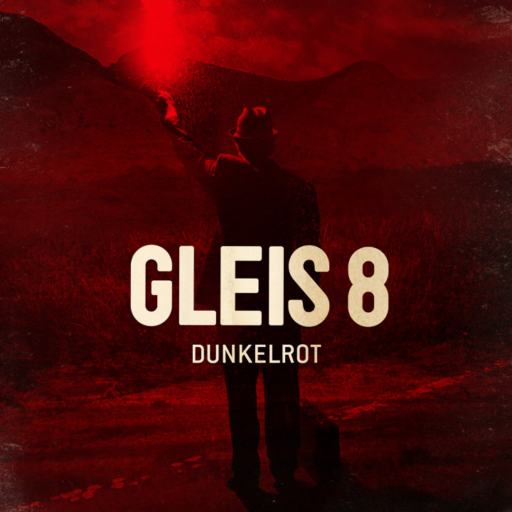 Gleis 8 - Dunkelrot