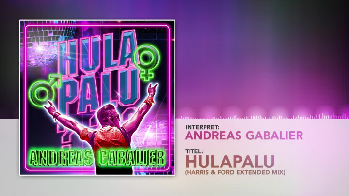 Hulapalu (Harris & Ford Extended Mix)