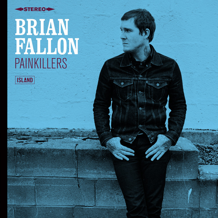 Brian Fallon Painkillers Albumcover