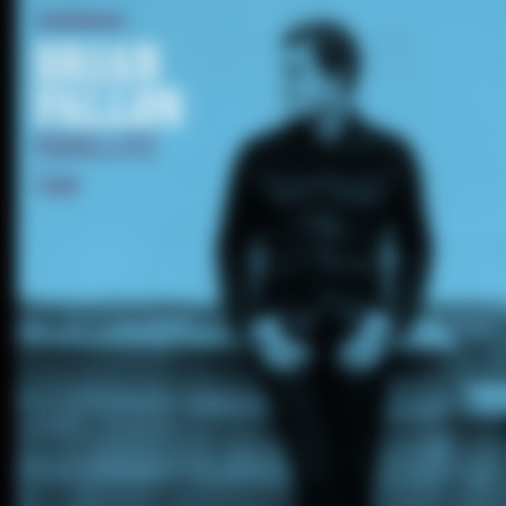 Brian Fallon Painkillers Albumcover