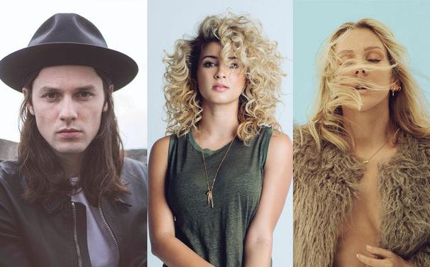 James Bay, James Bay, Tori Kelly und Ellie Goulding treten bei den Grammy Awards 2016 auf