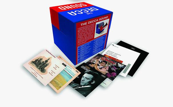 Diverse Künstler, The Decca Sound - Eine CD-Box mit erstklassigen Aufnahmen der Decca ist zurück