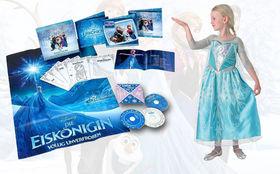 Die Eiskönigin - Völlig unverfroren, Wir verlosen 5 x Die Eiskönigin- Pakete mit Elsa-Kostüm zum Karneval