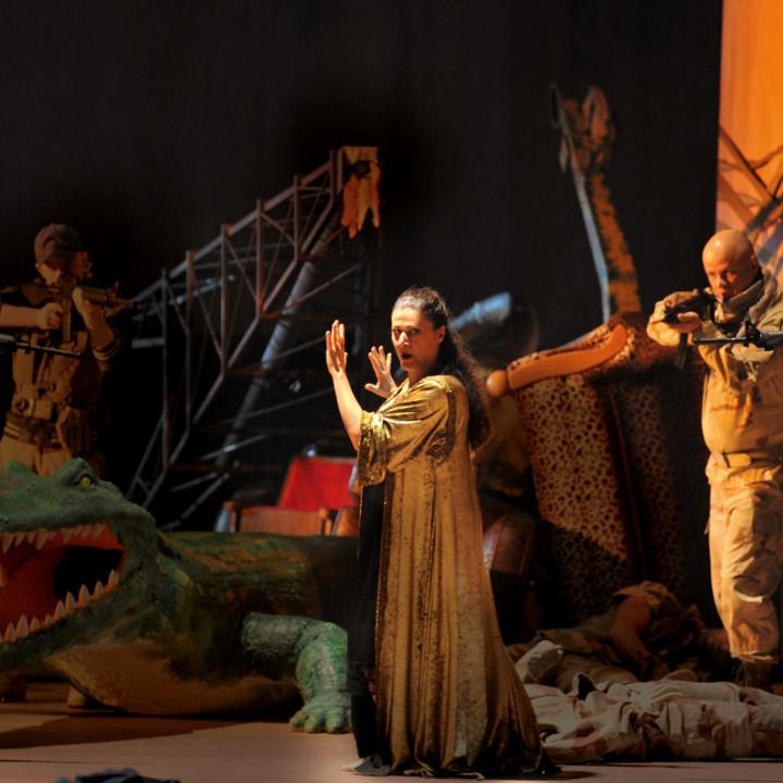 Cecilia Bartoli (Kleopatra), Ensemble