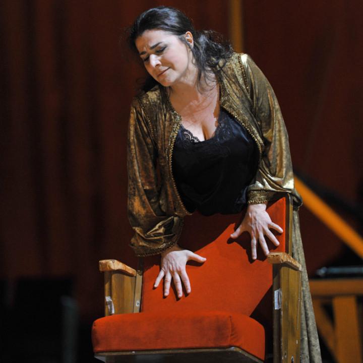Cecilia Bartoli (Kleopatra)