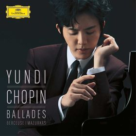 Yundi, Chopin: Ballades, 00028948124435