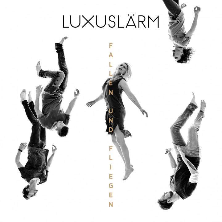 Luxuslärm - Fallen und Fliegen