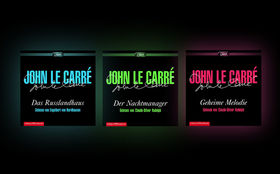 John le Carré, Gewinnt 3x3 spannende Hörbücher des Erfolgsautoren und ehemaligen Geheimdienst-Agenten John le Carré