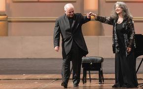 Martha Argerich, Grüße aus Buenos Aires: Martha Argerich und Daniel Barenboim spielen Schumann, Debussy und Bartók