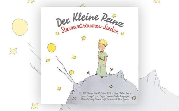 Der kleine Prinz, Der kleine Prinz – Sternenträumer-Lieder