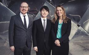 Seong-Jin Cho, Seong-Jin Cho unterzeichnet bei Deutsche Grammophon