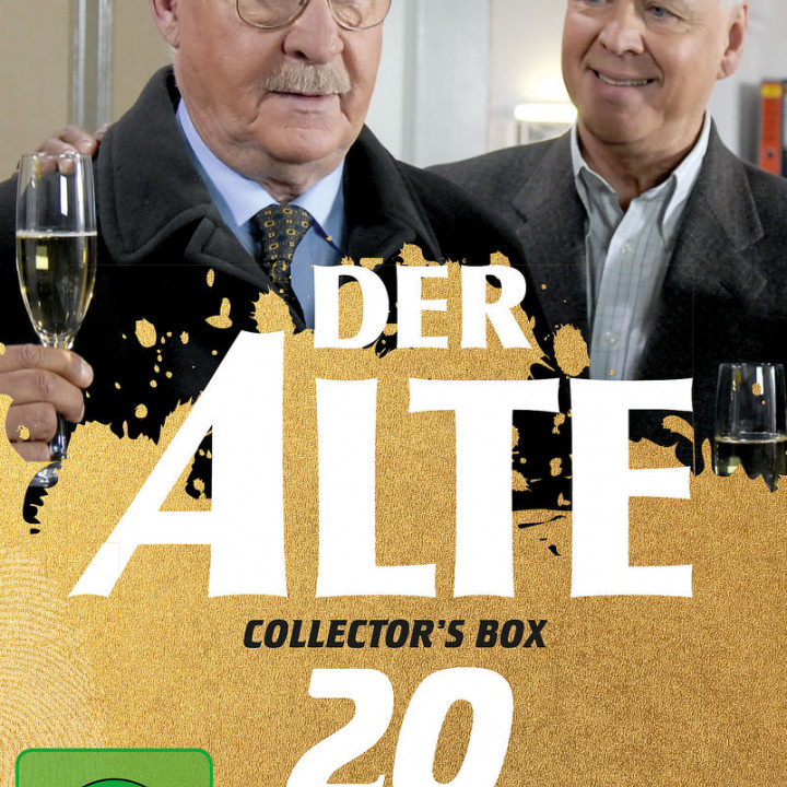 Der Alte Collector's Box Vol.20 (15 Folgen/5 DVD)