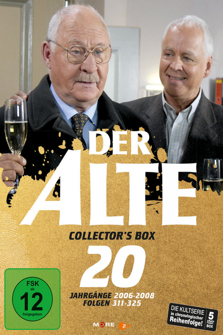 Der Alte Collector's Box Vol.20 (15 Folgen/5 DVD)