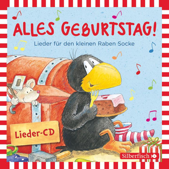 Alles Geburtstag! Lieder f. d. kleinen Raben Socke