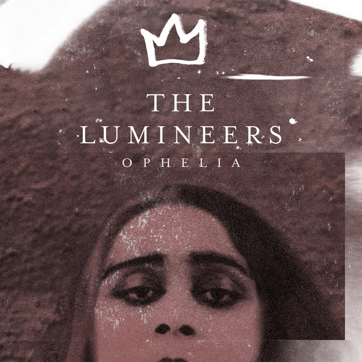 The Lumineers Ophelia Singlecover