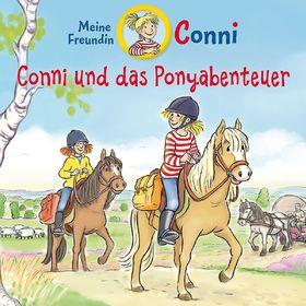 Conni, 47: Conni und das Ponyabenteuer, 00602547645869