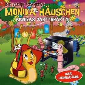 Die kleine Schnecke Monika Häuschen, Monikas Gartenparty - Das Liederalbum, 00602547671615
