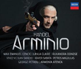 Max Emanuel Cencic, Handel: Arminio, 00028947887645