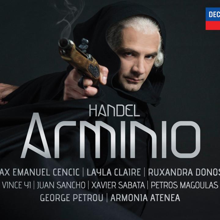 Max Emanuel Cencic - Arminio