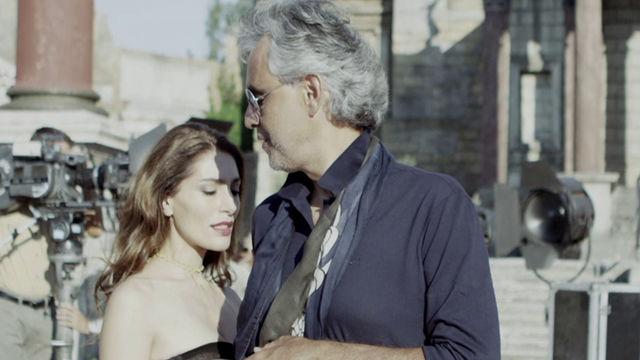 Andrea Bocelli, Moon River