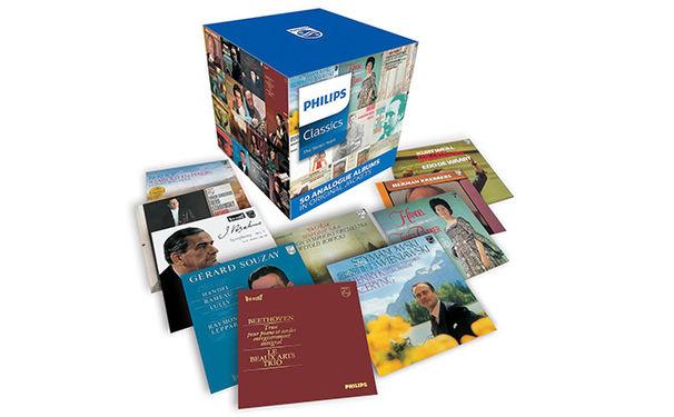 Diverse Künstler, Die Stereo-Jahre – Limitierte Edition mit Meisteraufnahmen von Philips