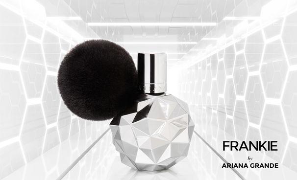 Ariana Grande, Ariana Grande veröffentlicht ihr zweites Parfum namens FRANKIE by Ariana Grande