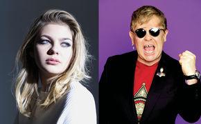 Elton John, Berühmter Verehrer: Elton John ist bekennender Louane-Fan