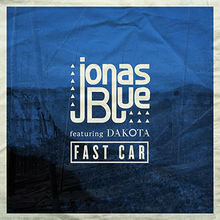 Jonas Blue, Fast Car, 00602547791788