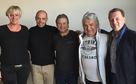 Nockalm Quintett, Nockalm Quintett weiter bei Electrola