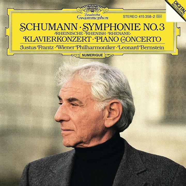 Leonard Bernstein: Schumann: Sinfonie 3,Klavierkonzert