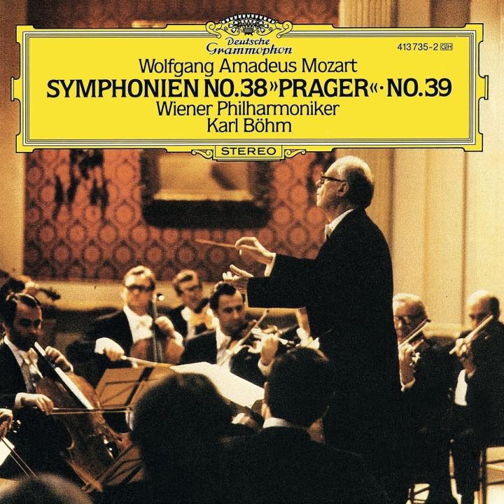 Karl Böhm: Mozart: Symphonien Nr. 38 & 39