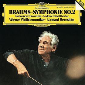 Leonard Bernstein, Brahms: Symphony No.2; Academic Festival Overture, 00028941008220