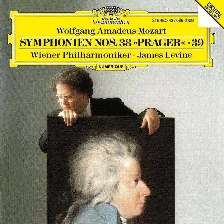 """Sinfonie 38 """"Prager"""" & 39"""