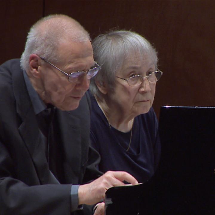 Márta und György Kurtág