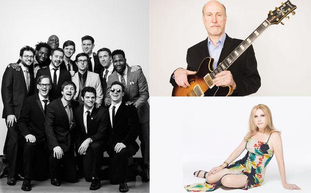 Various Artists, Dreifache Grammy-Freude - Snarky Puppy, John Scofield und Eliane Elias räumen Preise ab