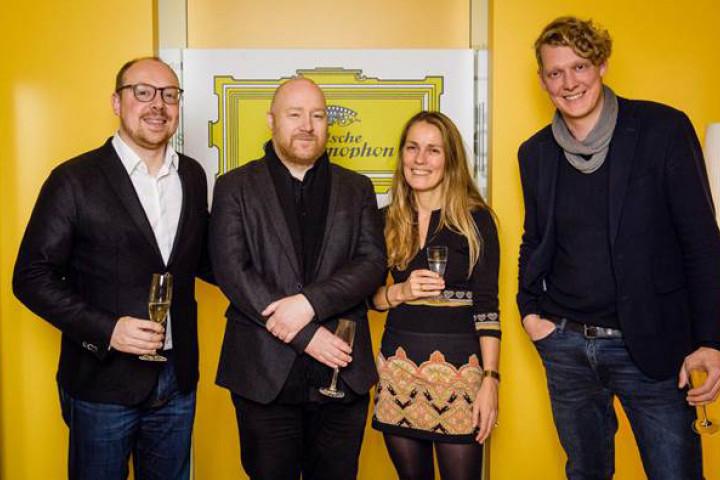 Dr. Clemens Trautmann, Jóhann Jóhannsson, Ute Fesquet, Christian Badzura